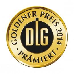 Stiftsquelle Mineralwasser natriumarm ausgezeichnet mit der DLG-Medaille in Gold