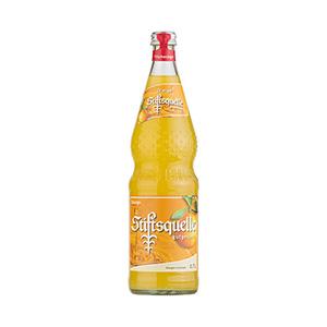 Stiftsquelle ORANGE - Die erfrischende Limonade aus bestem natriumarmen Mineralwasser