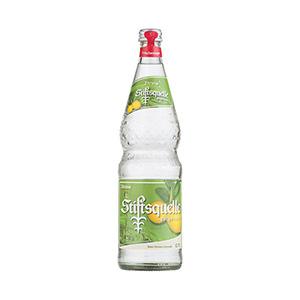 ZITRONE - Die Zitronenlimonade aus bestem natriumarmen Mineralwasser