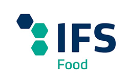 Logo des International Featured Standard - Food