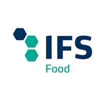 Logo des International Featured Standard - Food