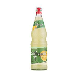 Stiftsquelle ZITRONE-FRUCHT - Das Fruchtsaftgetränk aus bestem Mineralwasser