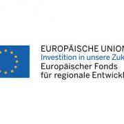 Logo der Europäischen Union des EU Fongs für regionale Entwicklung