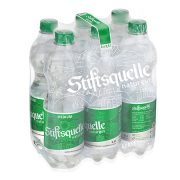 Stiftsquelle Medium PET 0,5L Sixpack